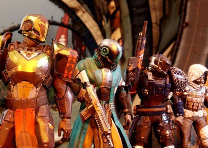 'Destiny 2': A Brief Glimpse at Upcoming Multiplayer Classes