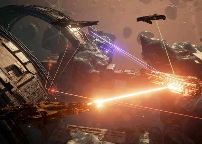 Dreadnought PlayStation 4 Open Beta