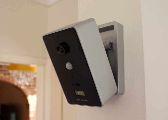 E2EE Home Security Camera