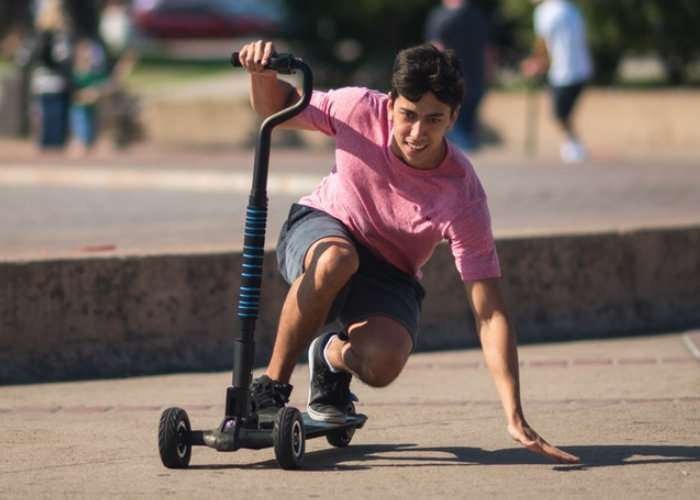 Electric Scooterboard