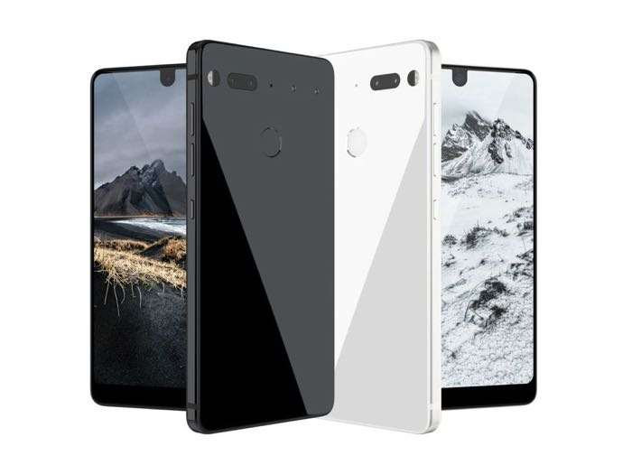 Essential Phone pre-orders are live in Canada, but only on Telus