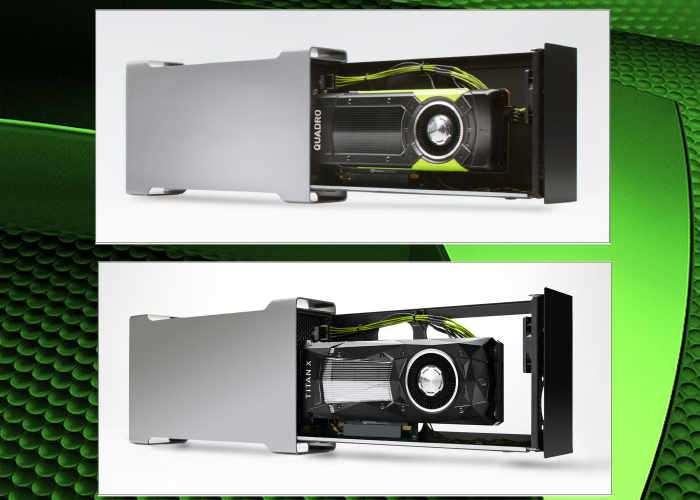 External GPU Enclosures