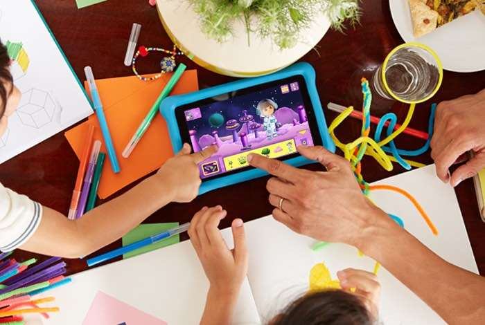 Amazon's Fire Kids