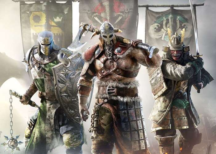 For Honor Free Play Weekend Now Underway