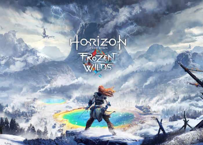 Horizon Zero Dawn, The Frozen Wilds
