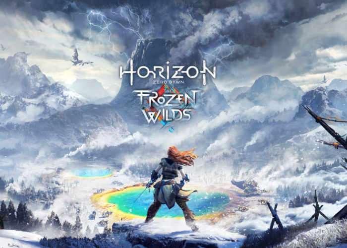 Horizon Zero Dawn, The Frozen Wilds