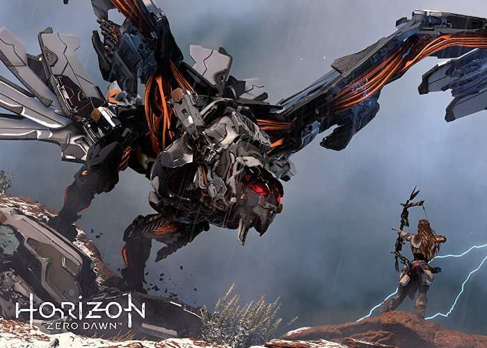 Patch 1.32 brings Story Mode difficulty level to Horizon Zero Dawn