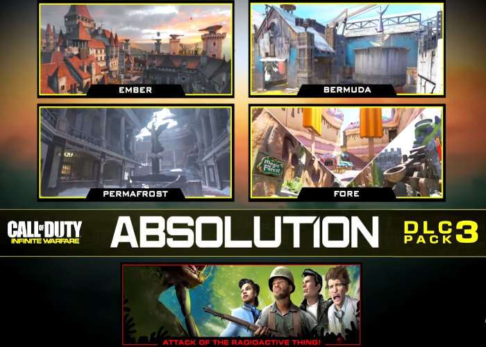 Infinite Warfare Absolution DLC