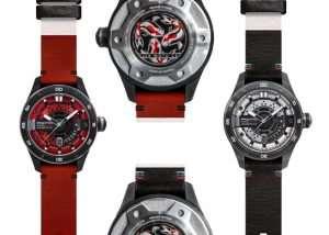 JSK Series Mechanical Watch Hits Kickstarter (video)