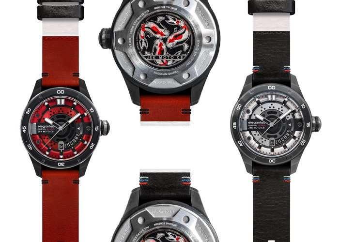 JSK Series Mechanical Watch