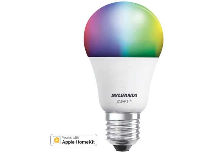 LEDVANCE HomeKit Multicolour Bluetooth Smart Bulb