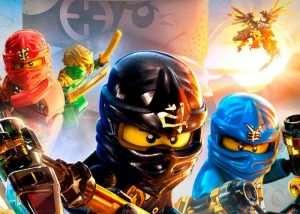 LEGO Ninjago Movie Trailer With Jackie Chan (video)