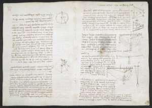 Leonardo da Vinci's Visionary Notebooks Now Available To View Online