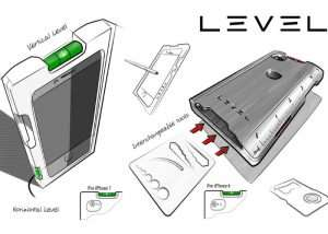 Level Multi-Functional iPhone Case With Levels And Tools (video)