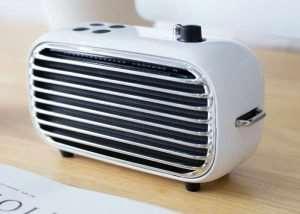 Lofree Poison Retro Styled Radio And Wireless Speaker (video)