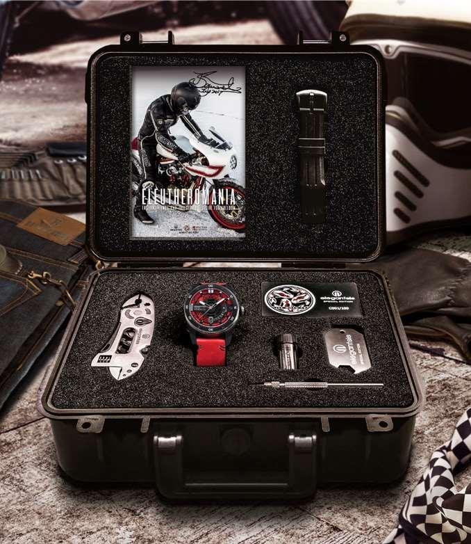 Mechanical watch