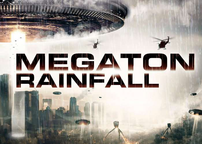 Megaton Rainfall PlayStation VR