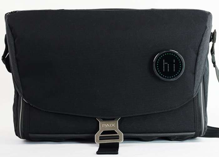 Modular Smart Everyday Messenger Bag