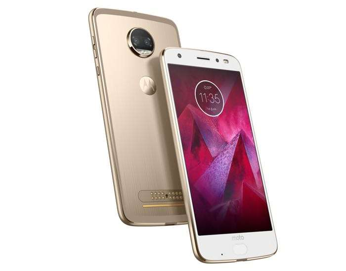 Fingerprint Cards Sensors Featured on Moto G5S and G5S Plus