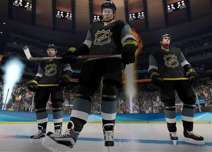 NHL 18 - NHL Threes