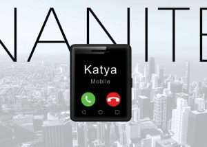 Nanite Micro Android Smartphone (video)