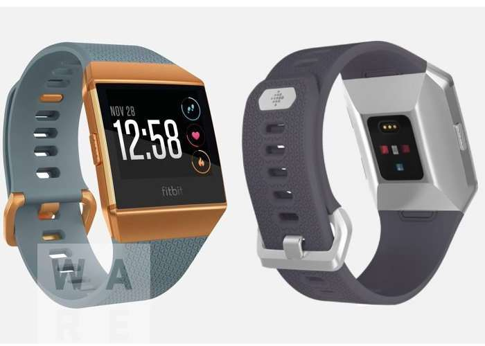 New Fitbit Smartwatch Leaked