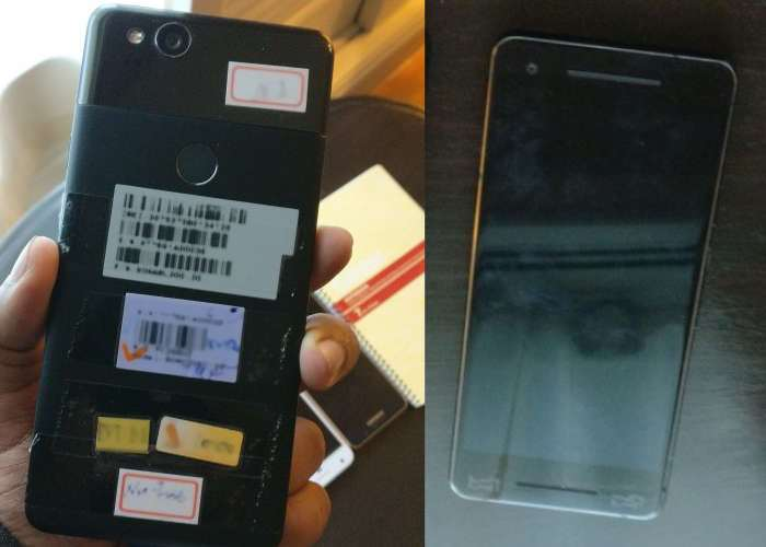 New Google Pixel 2 Smartphone Leaked-1