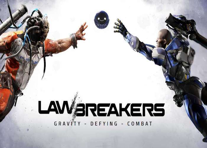 New Lawbreakers Game