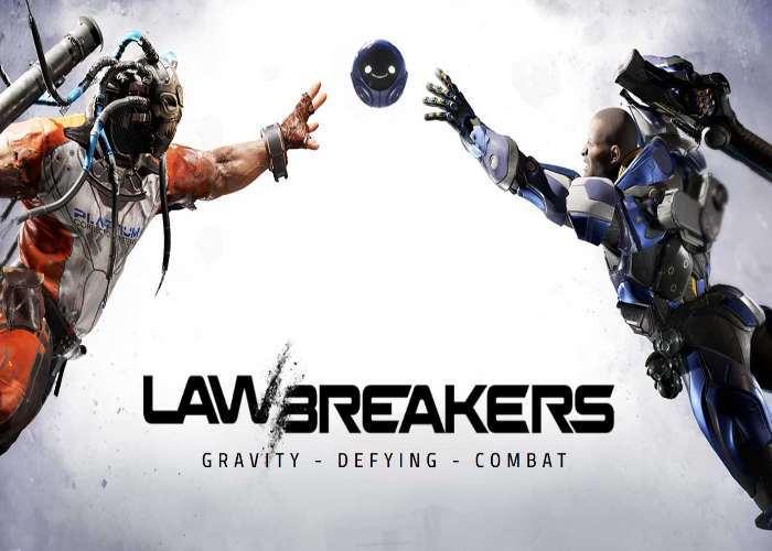 New Lawbreakers Game