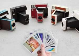 New Lomography Square Instant Camera Designed For Square Instax Film (video)