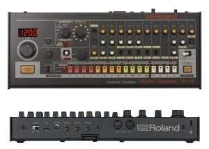 New Roland TR-808 Unveiled For Roland Boutique Line (video)