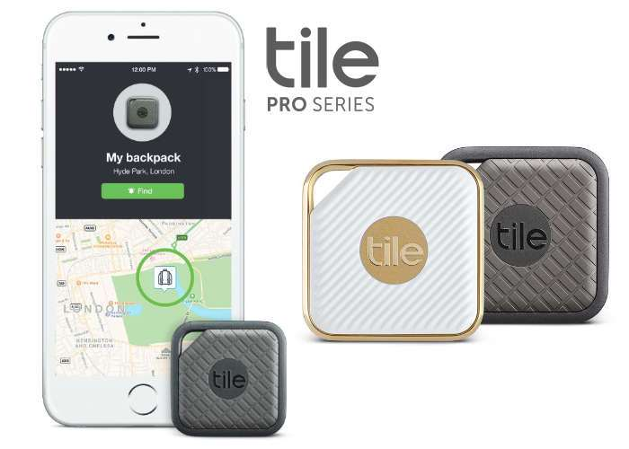 New TILE Pro Series Trackers