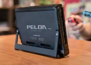 PELDA Pro Nintendo Switch Battery Case with HDMI (video)