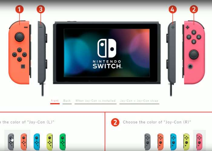 Nyko Has Some Sweet New Charging Options for Nintendo Switch Owners