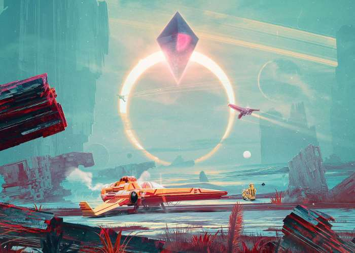 No Man's Sky Atlas Rises Free Update 1.3 Rolls Out
