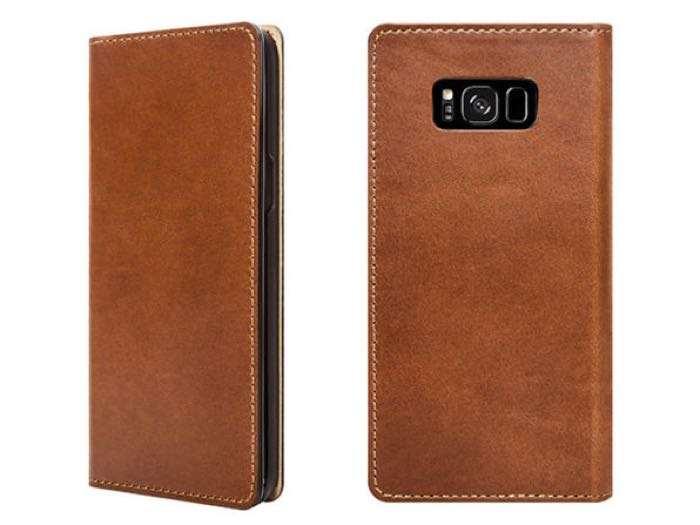 Nomad Leather Folio Wallet