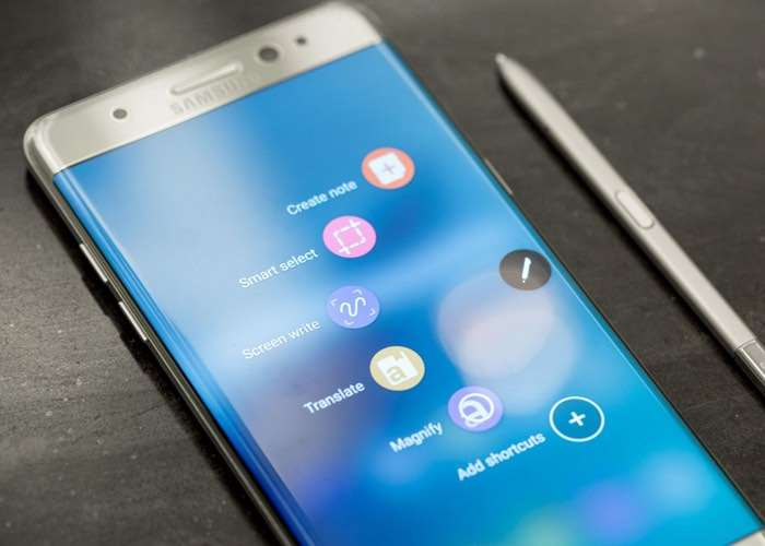 Price of the Samsung Galaxy Note 8 was below the predicted