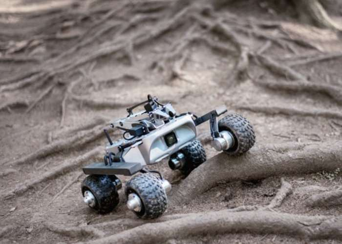 Open Source Turtle Rover Land Drone