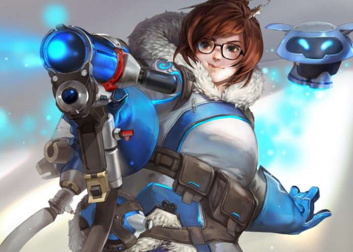 Blizzard releases new Overwatch animated short about the origins of Mei