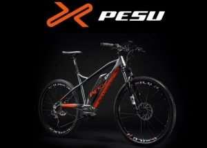 PESU Electric Mountain Bike (video)