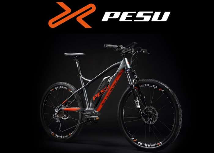 PESU Electric Mountain Bike
