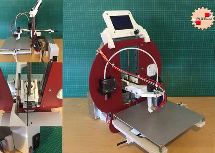 PIXEL3D 3D Printer