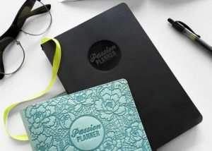 Latest Passion Planner Quickly Passes $245,000 Via Kickstarter (video)