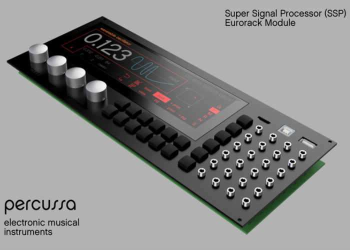 Percussa Super Signal Processor