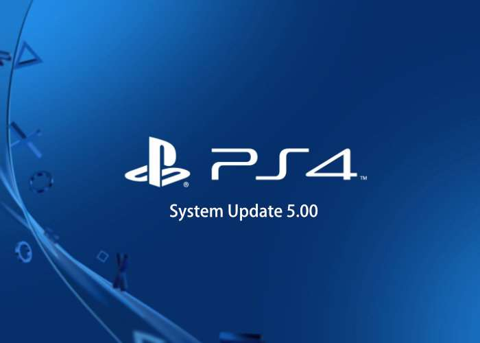 PlayStation 4 System Update 5 Beta