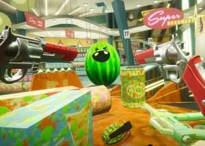 PlayStation VR Shooty Fruity Shooter Launching Soon (video)