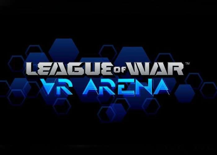 PlayStation VR League of War VR Arena