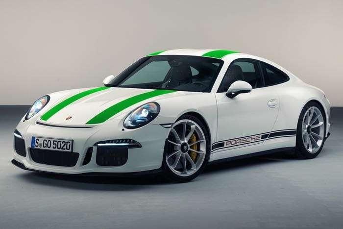 Porsche Top 5