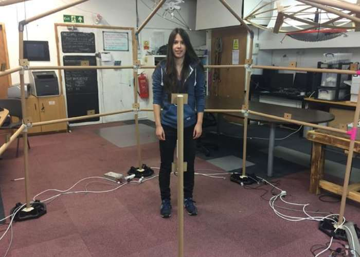 Raspberry Pi 3D Body Scanner Created