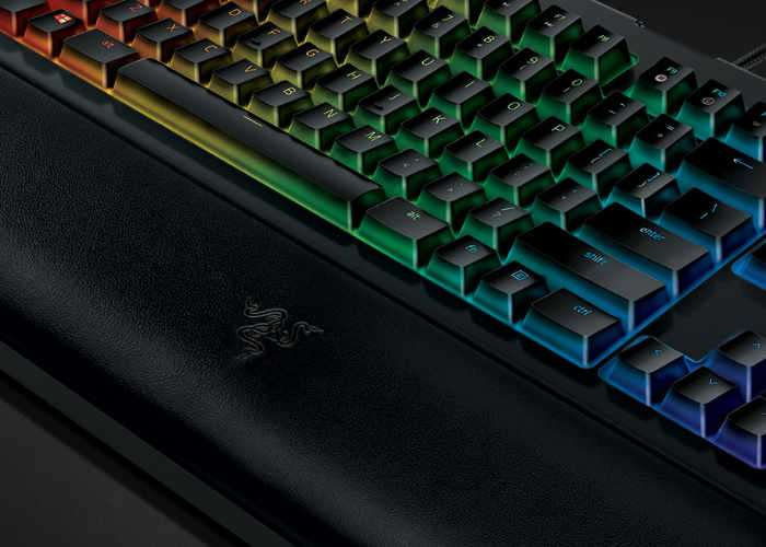 Razer Tenkeyless Chroma V2 Mechanical Keyboard